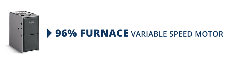 96% Furnace Variable Speed Motor