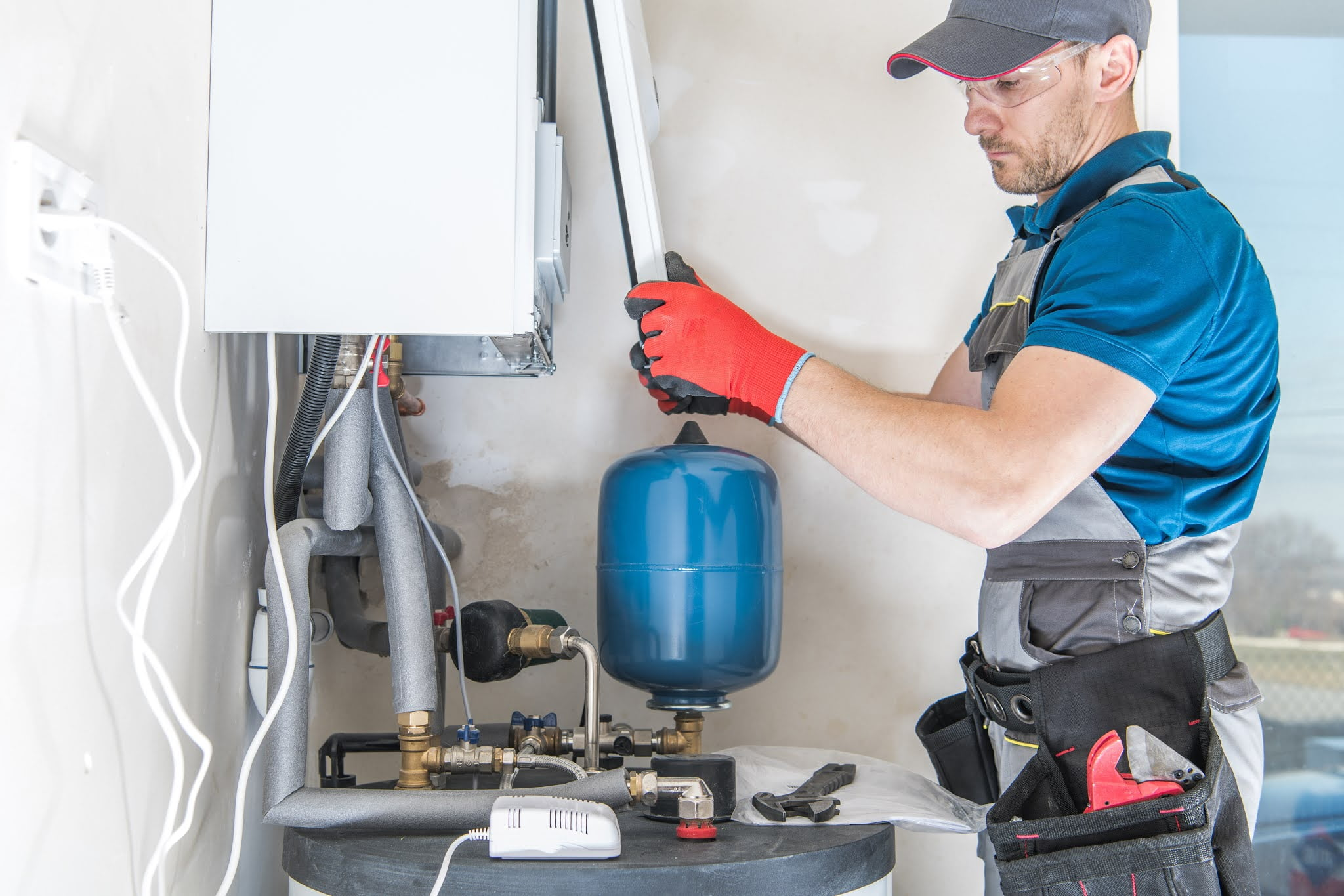 Tankless Water Heater Zero Upfront Cost