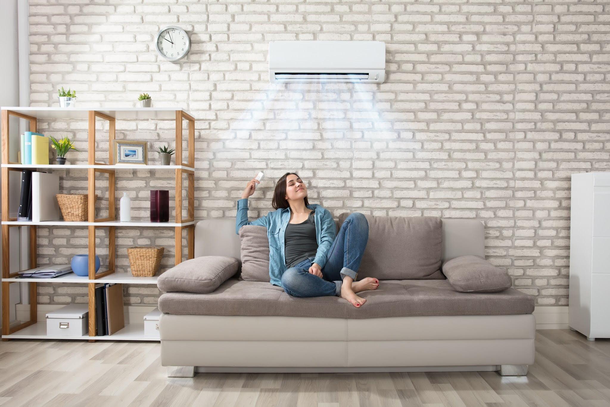 Air conditioner Rental Service Banner