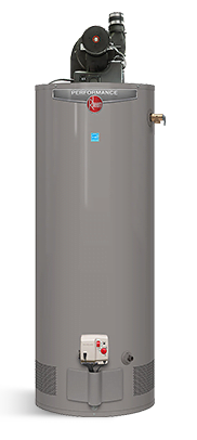 Top Water Heater Features Image